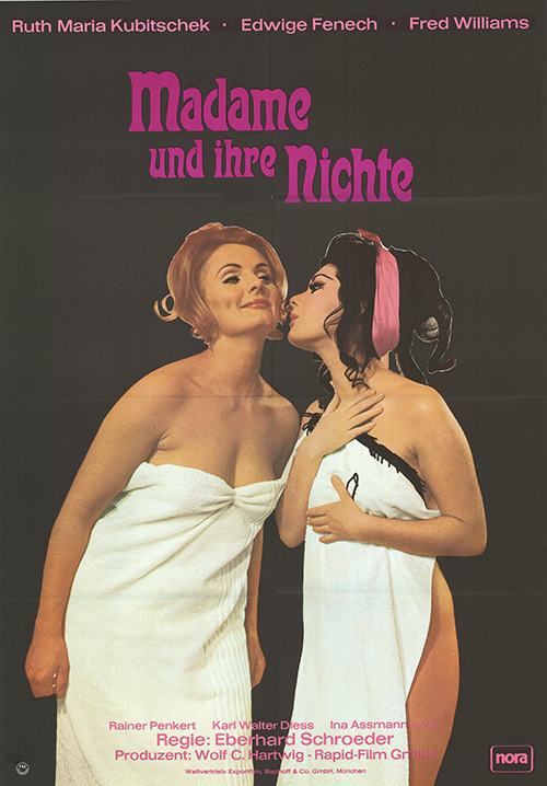 1969, Eberhard Schröder ( Madame and Her Niece )