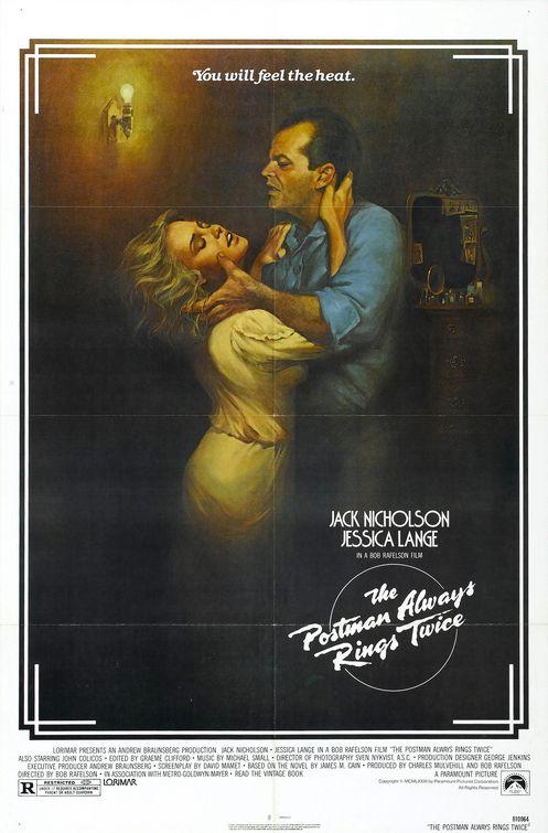 1981, Bob Rafelson