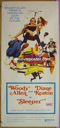 1973, Woody Allen
