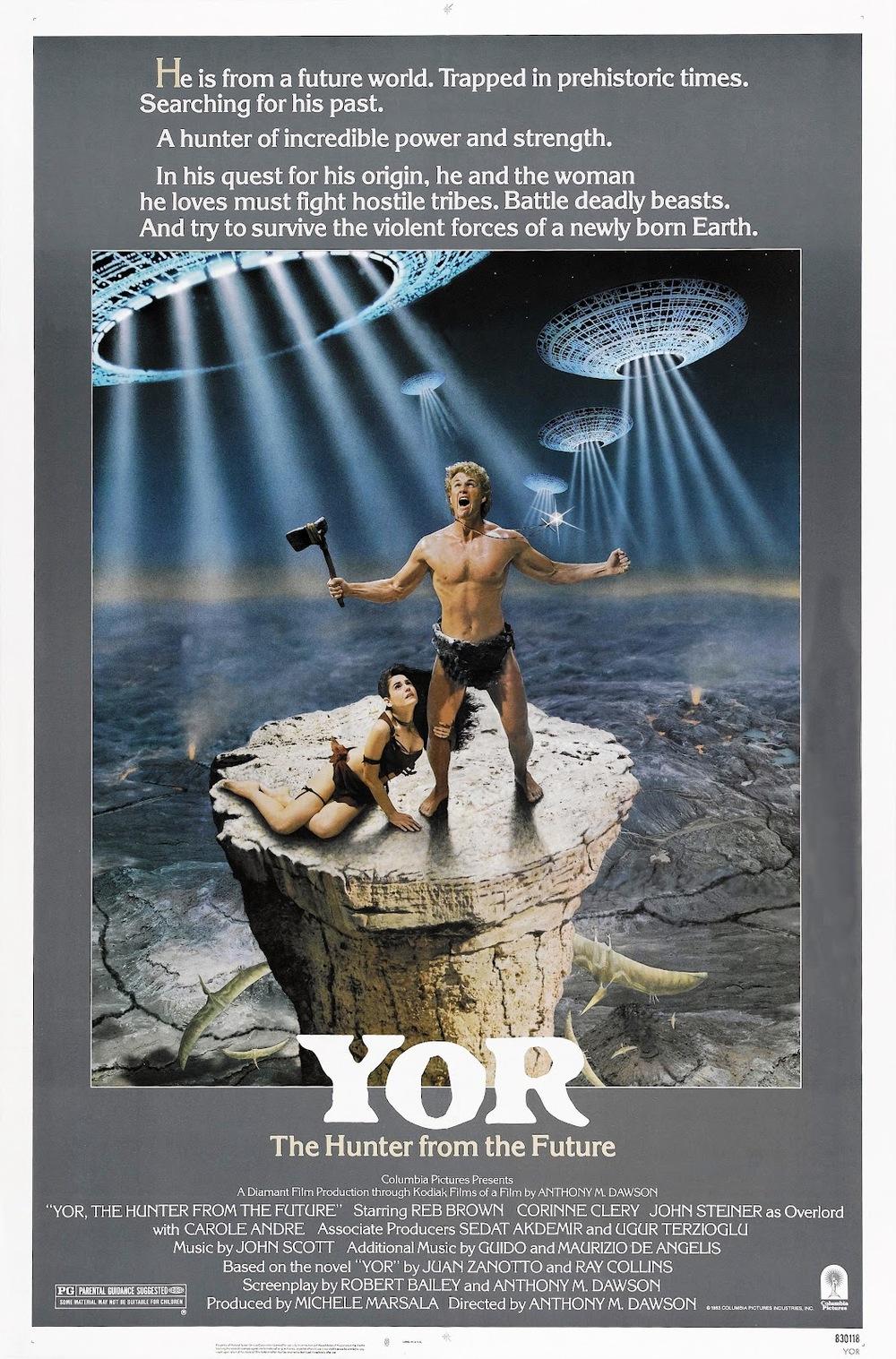 1983, Antonio Margheriti (Il mondo di Yor)