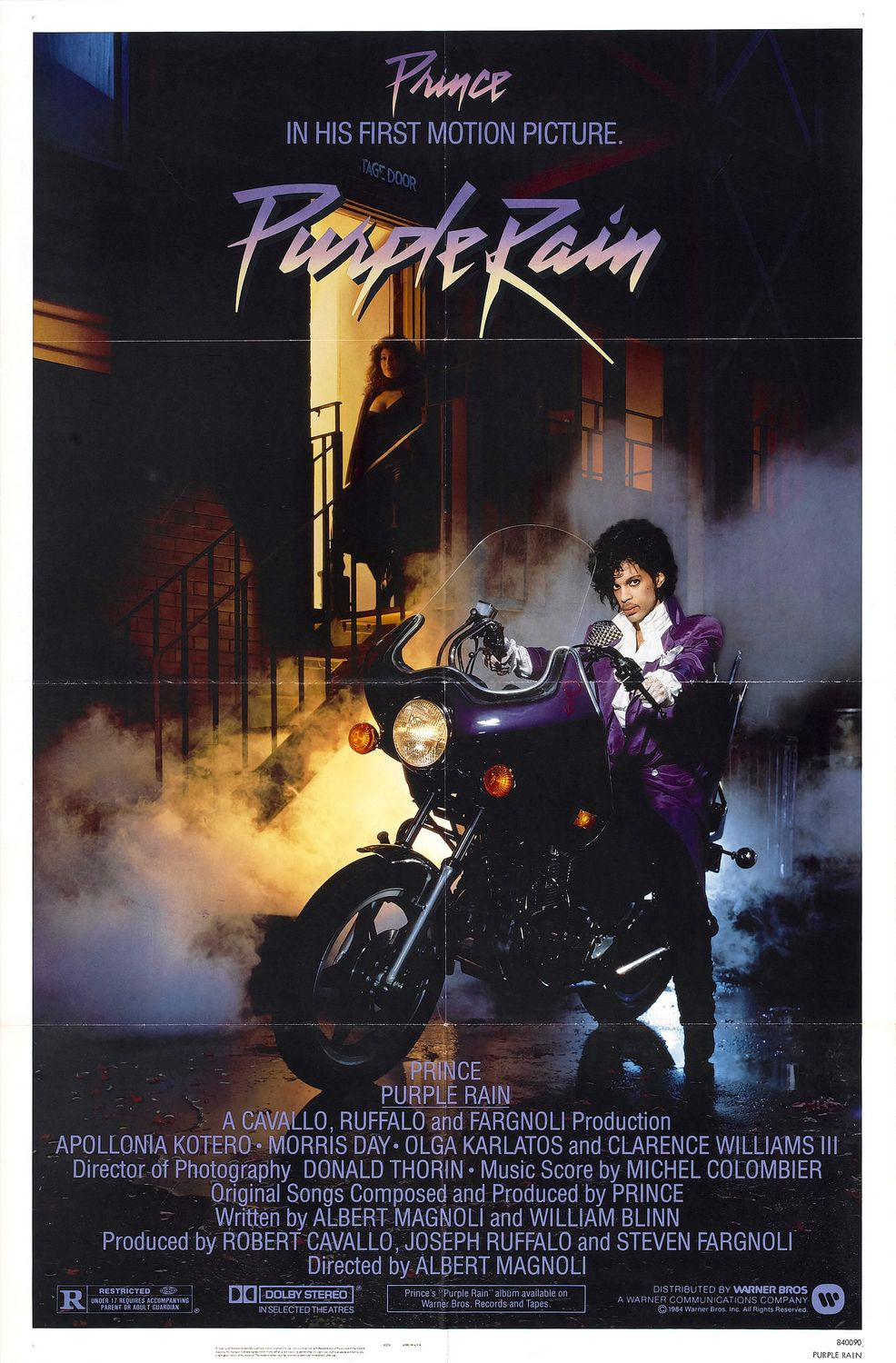 "As a film, Purple Rain is many things, none of which could be reasonably considered ""good"", but for all of its casual misogyny, unnecessarily dramatic sub-plots and cardboard character motivations.... -"