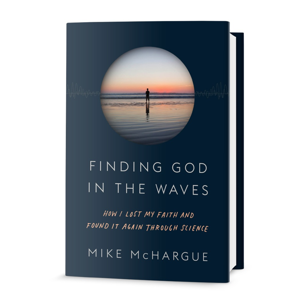 Finding God in the Waves. My story of faith losing my faith, meeting God face-to-face, and trying to make sense of it all. Available wherever books are sold. Learn more here.