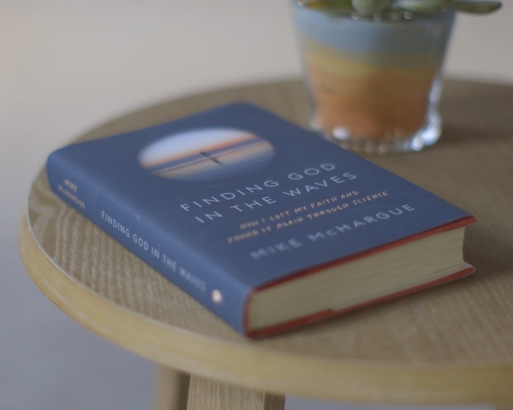 Mike's wrote a book about what it's like to lose your faith, and how to relate to God in an age of science. Learn more.