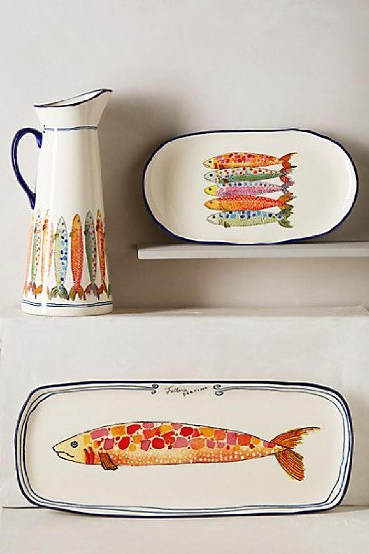 Fish Ceramicware