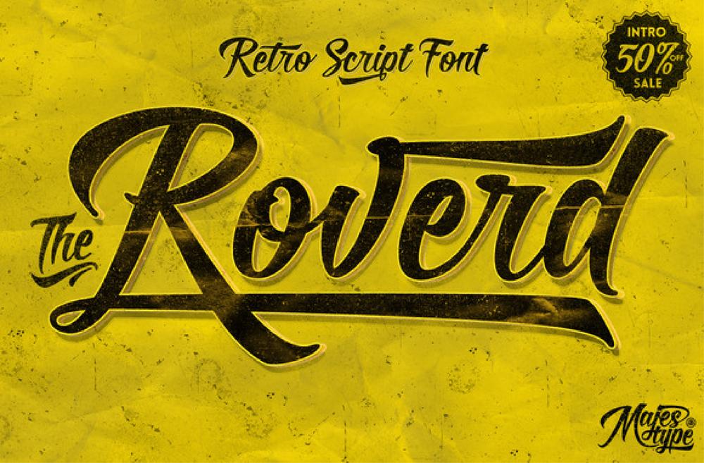 Roverd Font