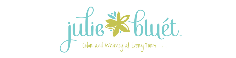 Julie Bluet Logo