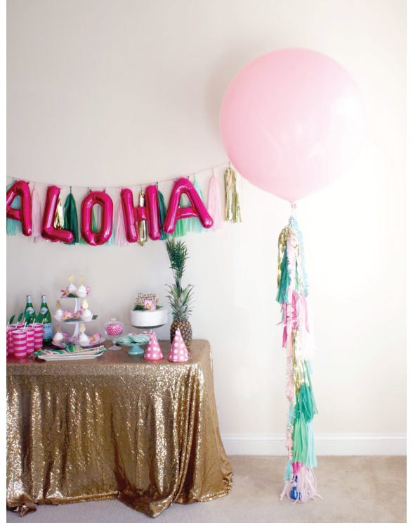 Jumbo Balloons from Studio Pep on Etsy