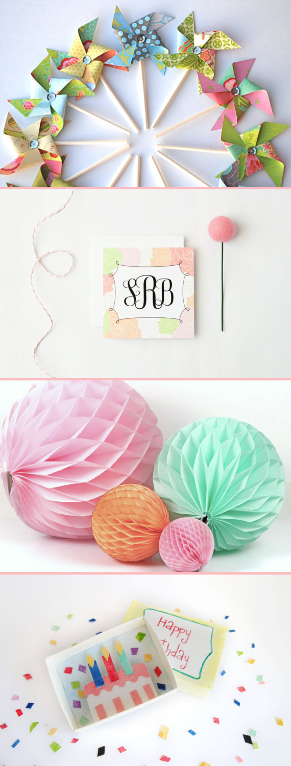 Pastel Party Etsy Treasury