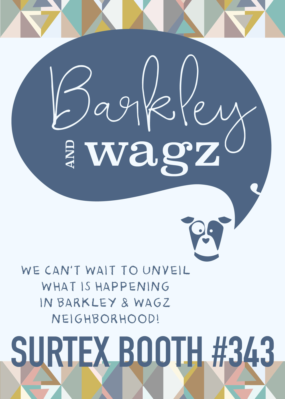 Barkley and Wagz Surtex