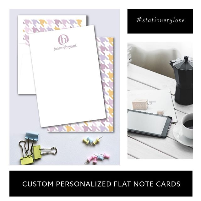 We have just added some fresh new personal stationery designs so take a peak at www.juliebluet.com or https://buff.ly/2IfuWqv #stationerylove #notecards #personalizedgift #giftidea #christmasgift #stationeryset #customstationery #etsyhandmade