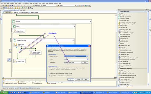 SSIS : Data Flow paths — SSIS - SQL Server Tidbits