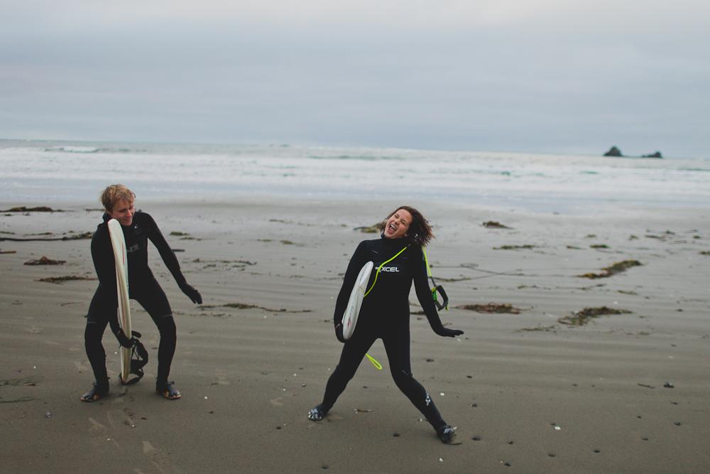 post wave catching dances