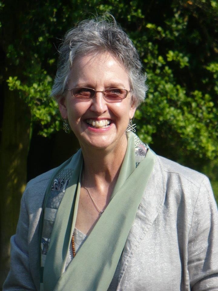 Sue Mosher - Celtic spirituality teacher