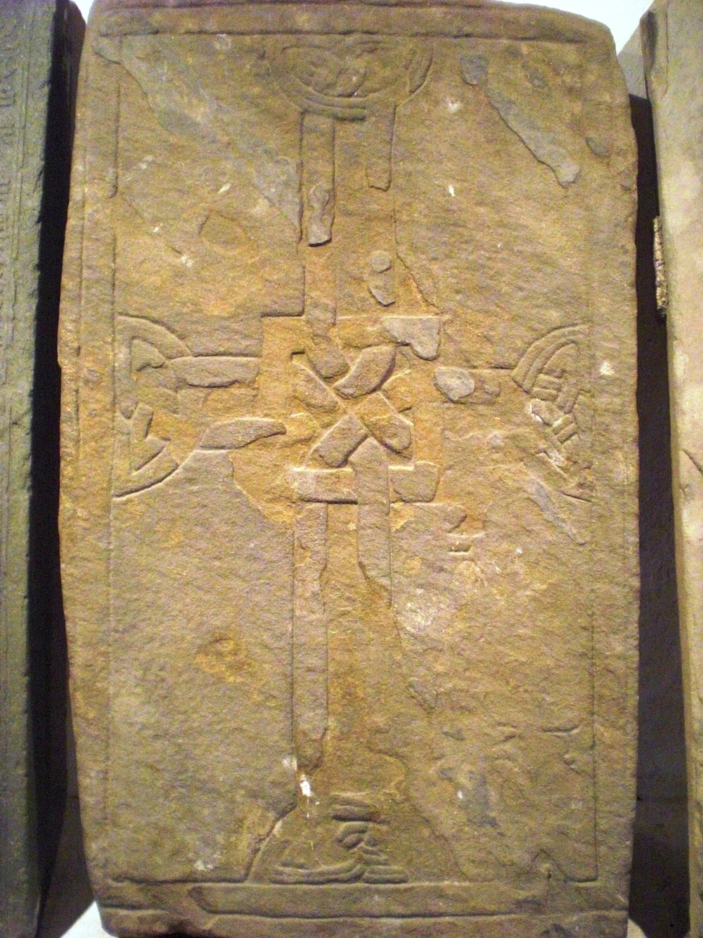 Gravestone from Iona