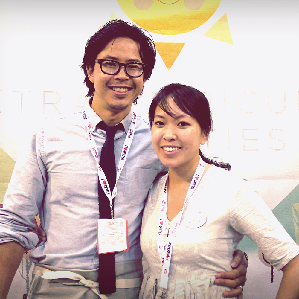 The dynamic duo: Mike and Vicky of Extracurricular activities (ECA)! http://www.eca-la.com/