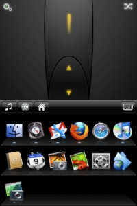 Air Mouse Home Screen