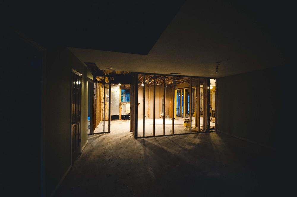 Night-night house.