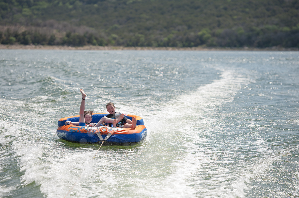 (Have you had enough of the tubing photos yet? I have lots more....)