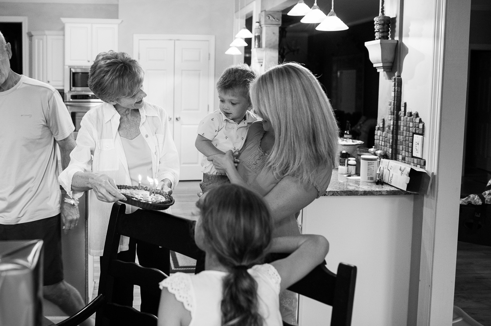Happy 2nd birthday to Josh and happy 29th birthday to Aunt Kristi!