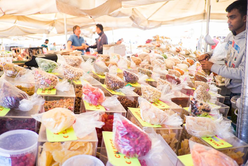 Market in Campo dei Fiori