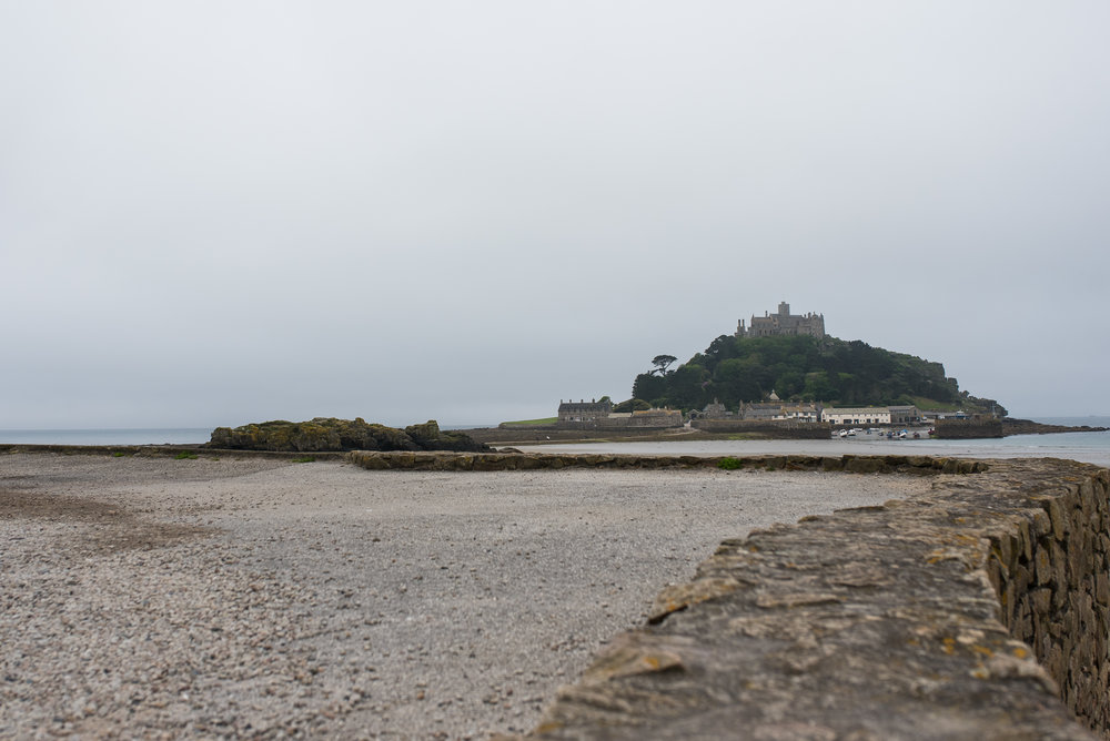 No. 7:  Saint Michael's Mount