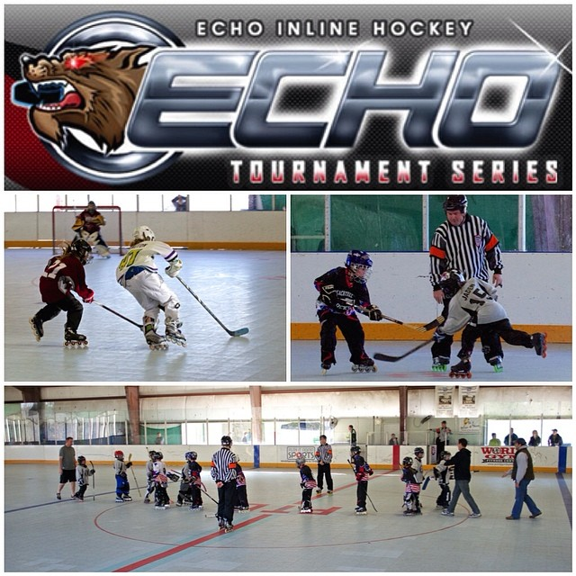 #echohockey Peachtree City Tournament starts tonight at 530pm. #inlinehockey