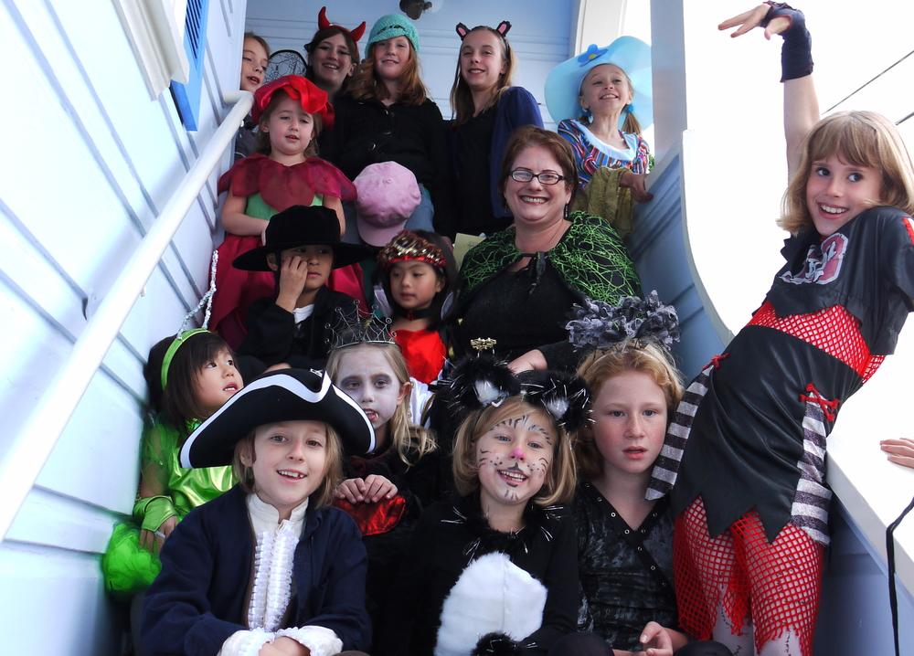 Halloween Recital 2010