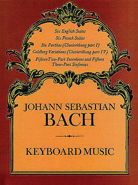 J. S. Bach Keyboard Music