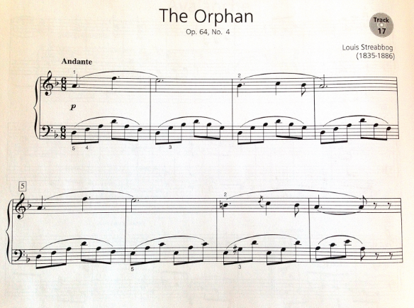 The Orphan sample