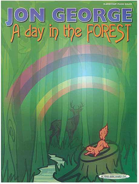Day in the Forest by Jon George