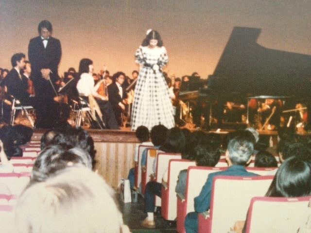 Janet Sommerfeld playing  Rhapsody in Blue  in Tokyo at the age of 20.