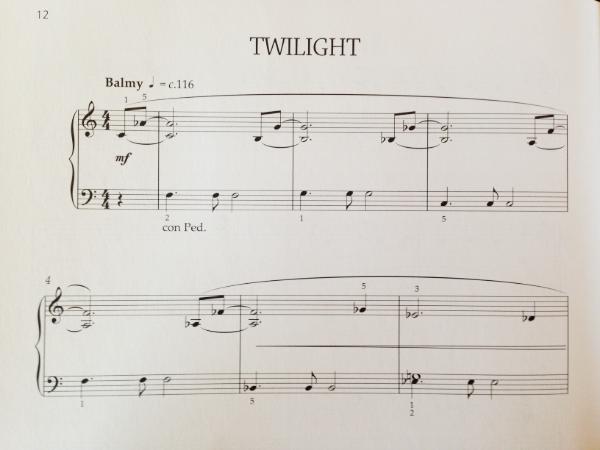 Twilight Sample