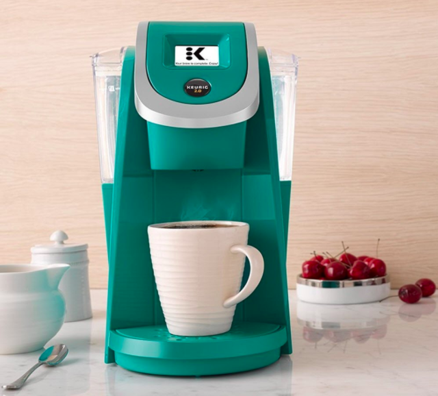 I bought this exact Keurig Coffee Maker for my daughter to use in her first dorm room. Truth be told, I wouldn't mind having one myself :)