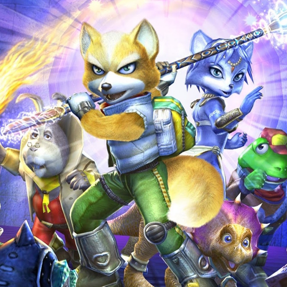 Star Fox Adventures (GCN)
