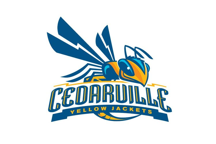 cedarville university mascot — slagle design