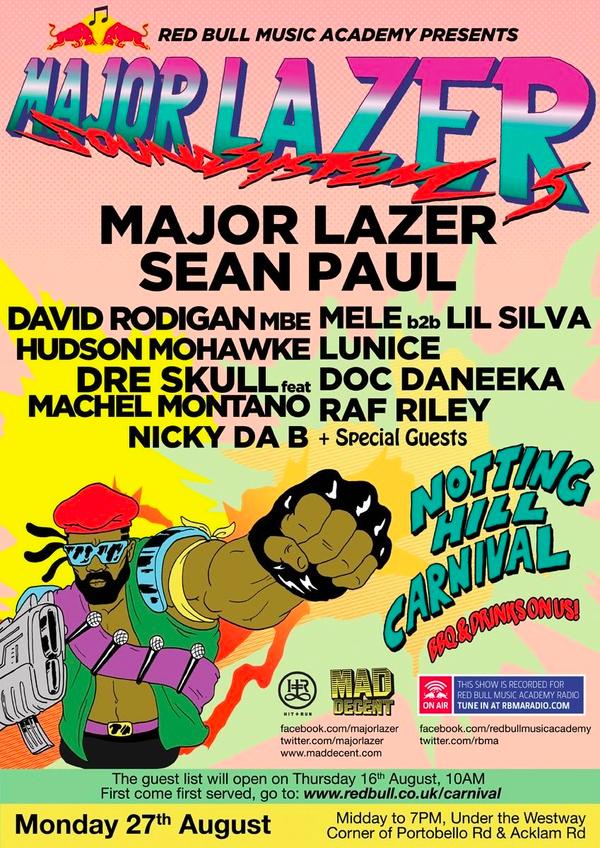 RBMA - Major Lazer Soundsystem 5