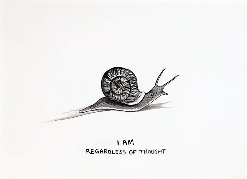 I Am Regardless of Thought