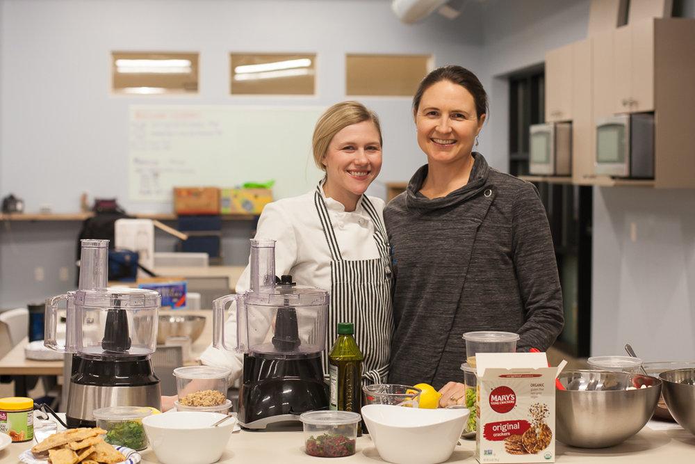 Chef Jen & Health Coach Jennifer