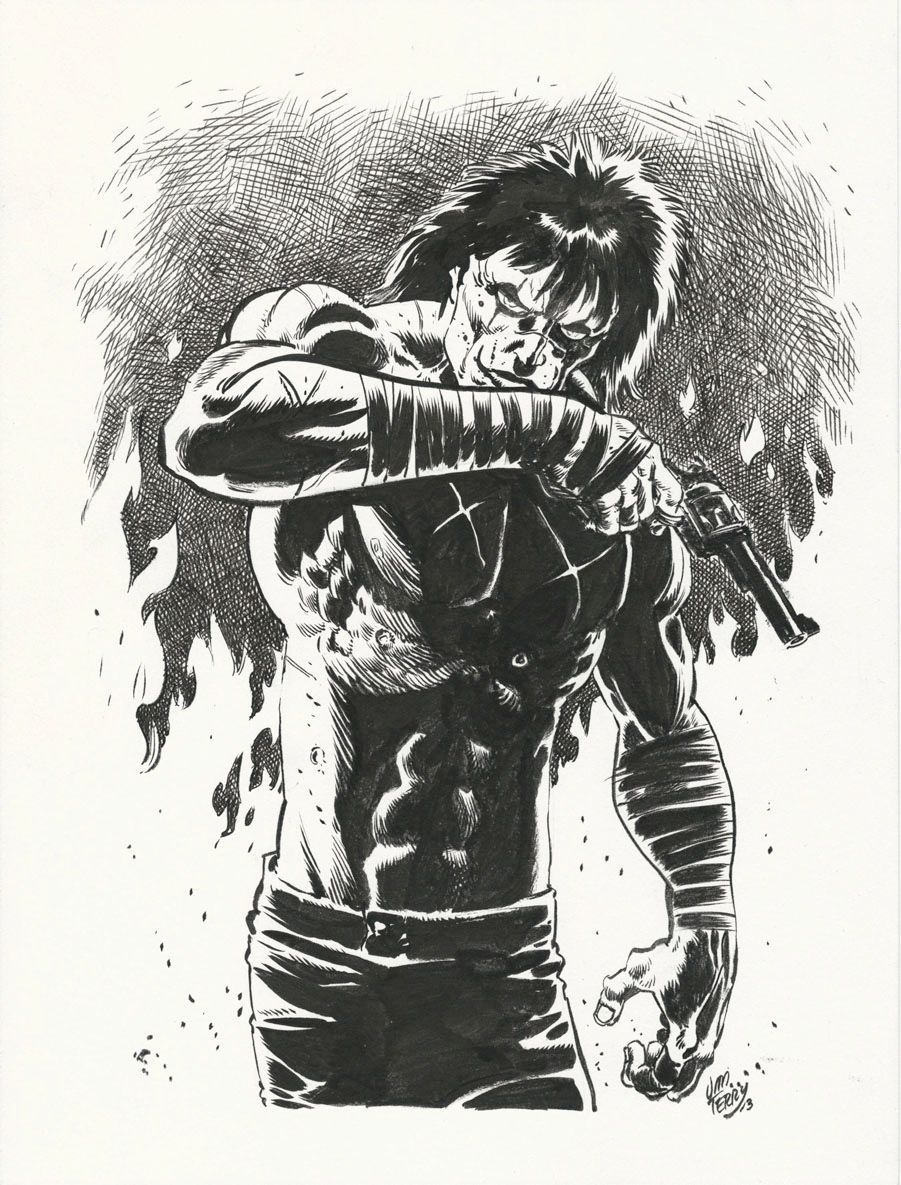 The Crow by Jim Terry