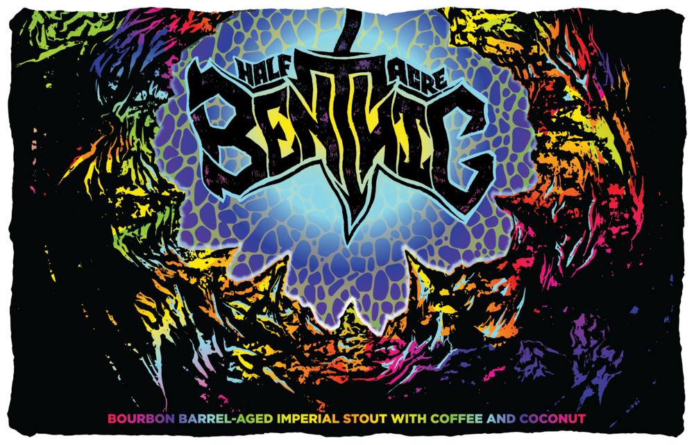 Benthic Bomber Label