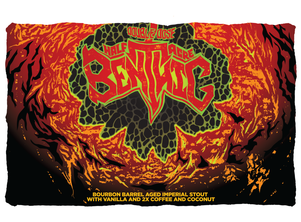 Double Dose Benthic Bomber Label