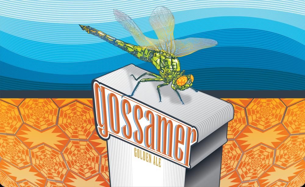 Gossamer 2018 Can Label