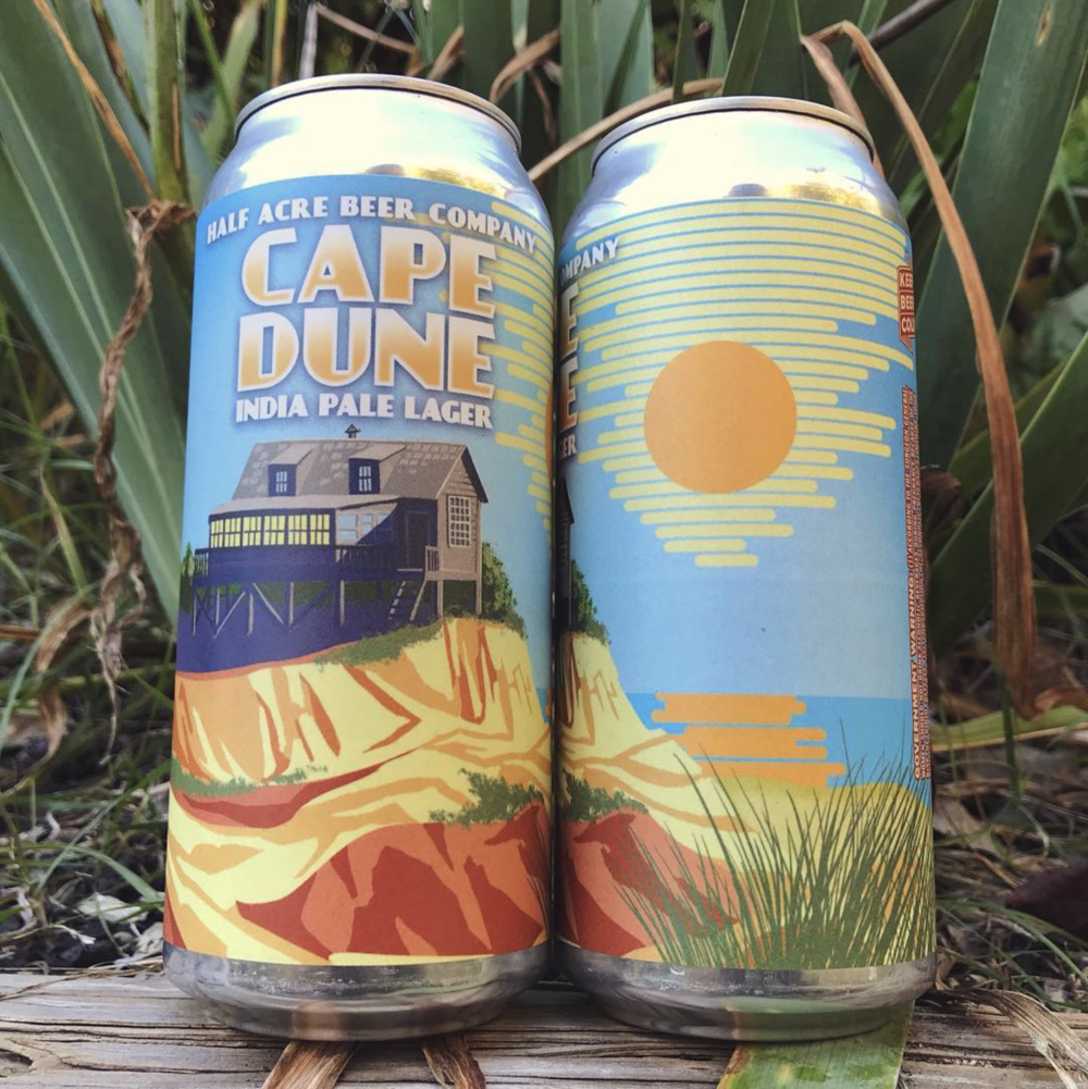 Cape Dune Cans in the Wild