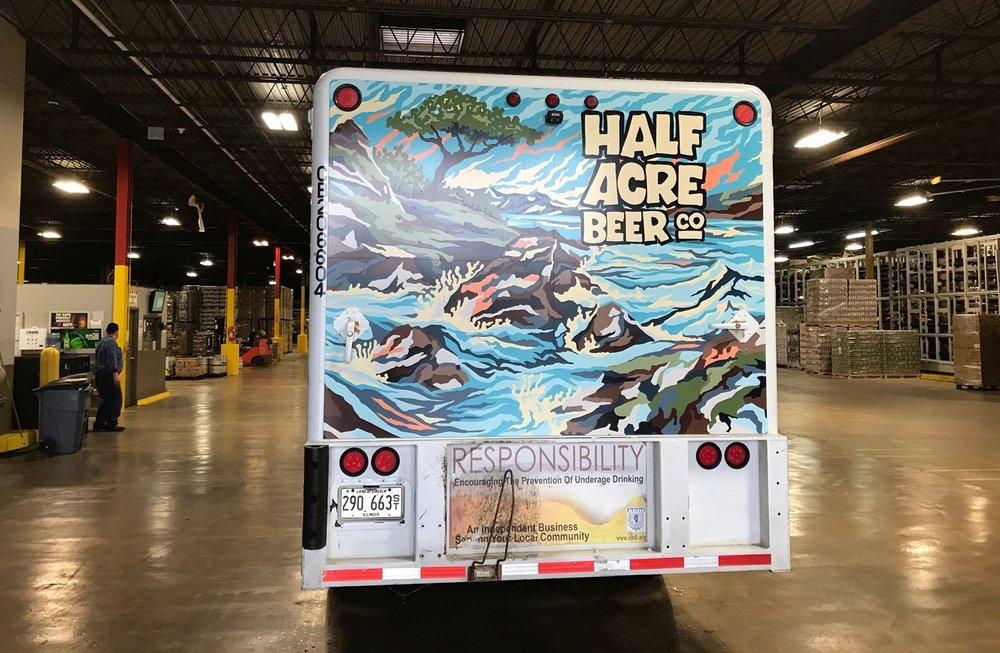 Vallejo Truck