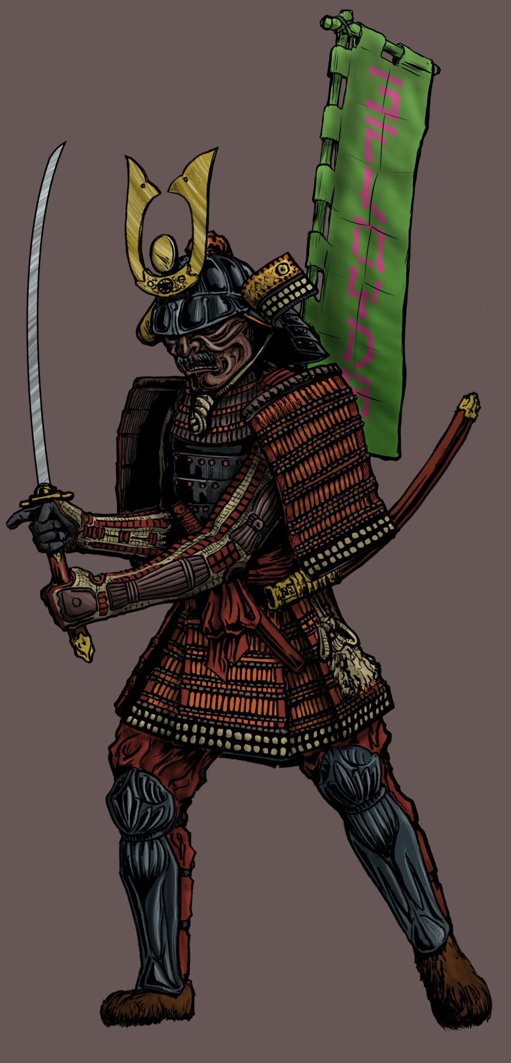 Alpha King Sidekick Design