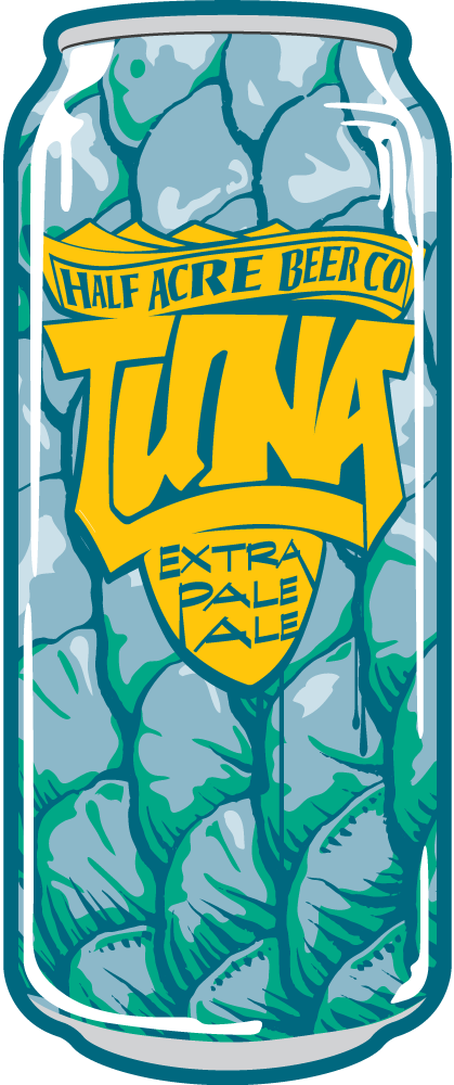 Tuna Can Pin