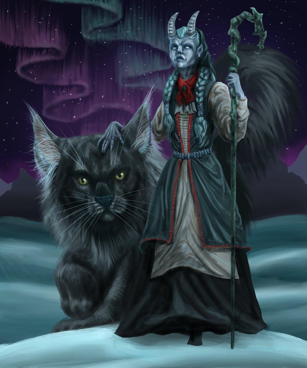 Grýla & The Yule Cat
