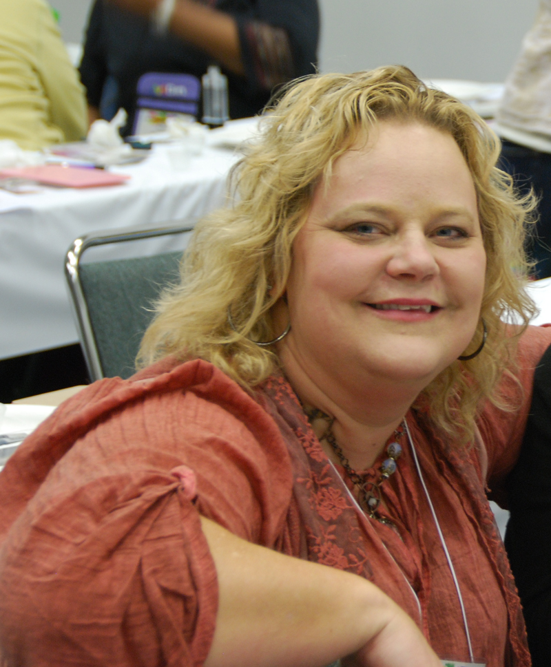 Jen Kushman - Ice Resin: Director of Education and Marketing