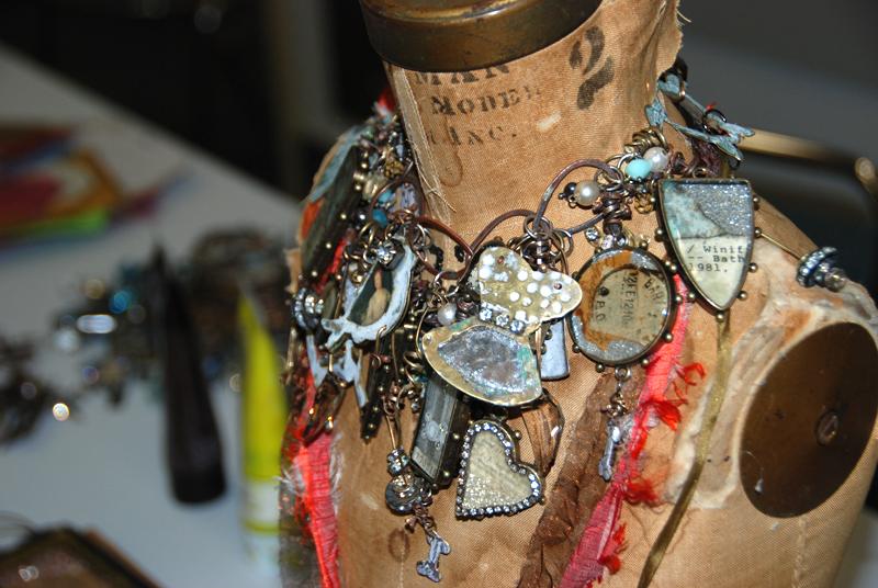 SLK necklace