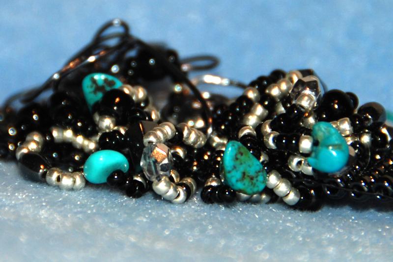 finished bracelet (detail)